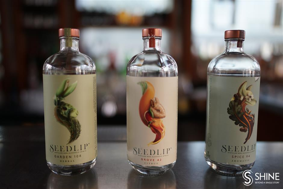 Let's drink to innovative spirit: searching for an alcohol alternative | SHINE News