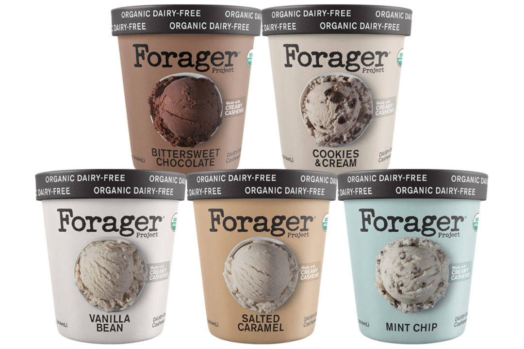 Forager Project introduces frozen desserts made from cashew milk | Food Business News