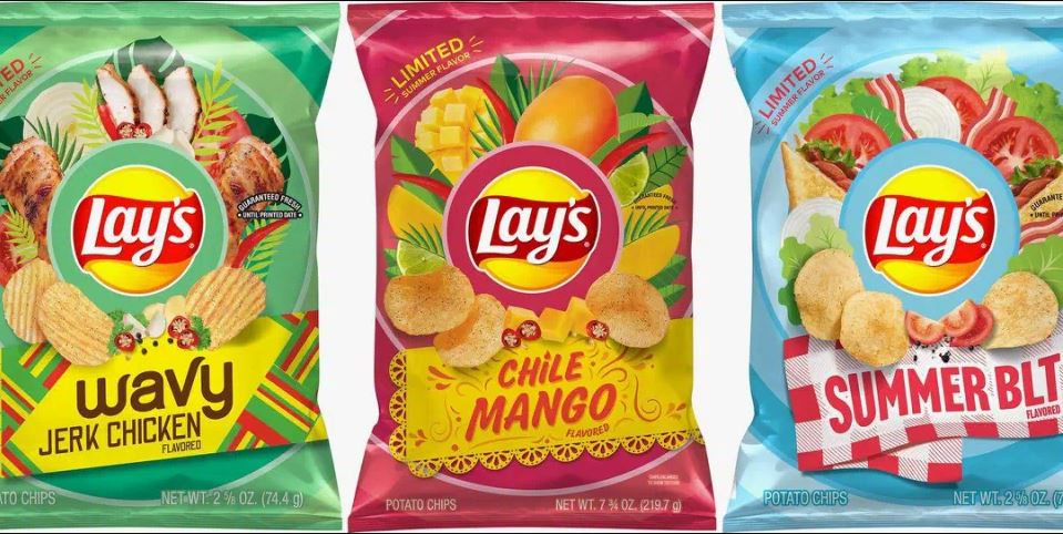 Lay's Has 3 New Summer Chip Flavors That Are Worthy of a BBQ | Yahoo
