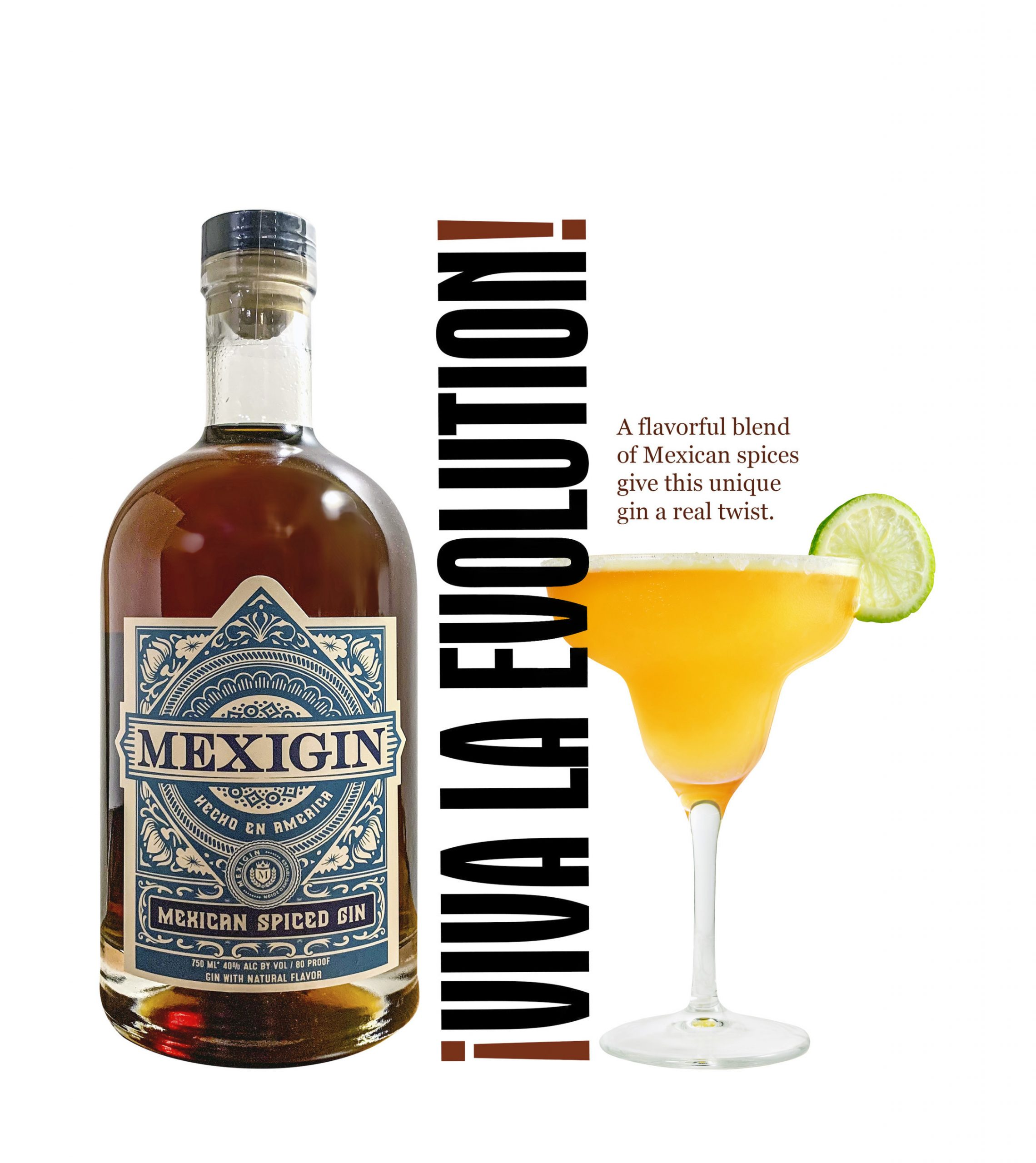 Mexigin Spices Up the World of Spirits with New World Latin Flavors | PR Newswire