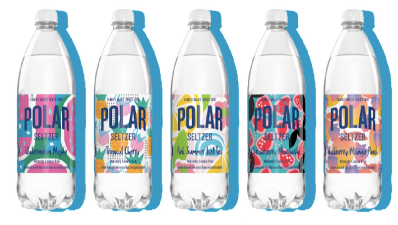Polar Seltzer unveils limited edition summer flavors inspired by mojitos, margaritas and iced tea | masslive.com