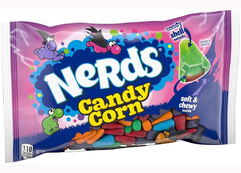 2021 candy trends nerds candy corn