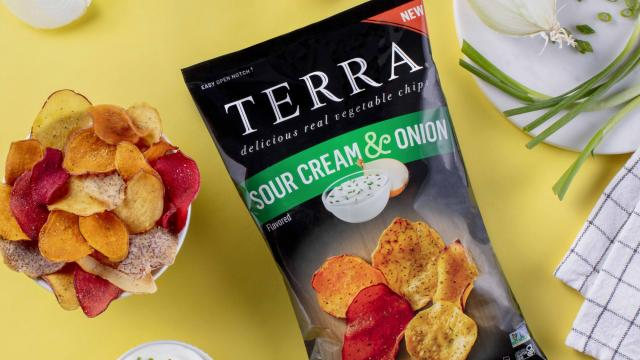 New product review: TERRA® Chips new flavors | WRAL.com