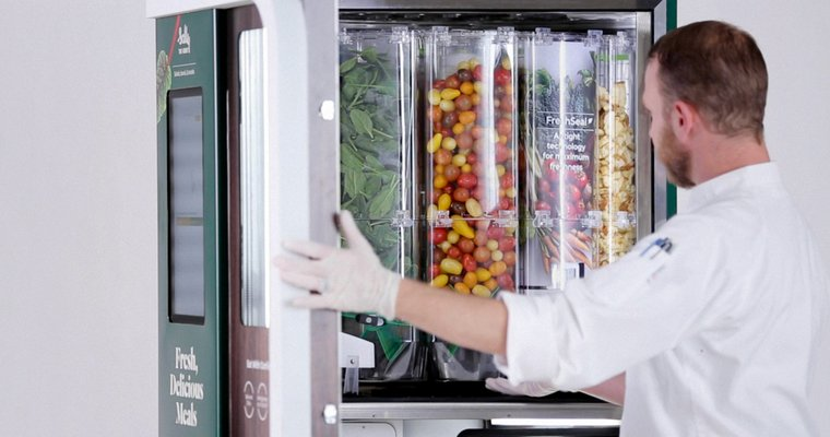 10 robots automating the restaurant industry  2021 Trends   Fast Casual