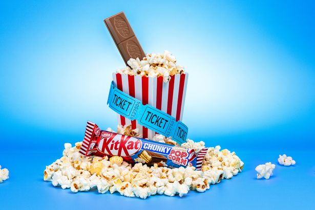 KitKat Chunky launches limited edition Salted Caramel Popcorn variety | Surrey Live