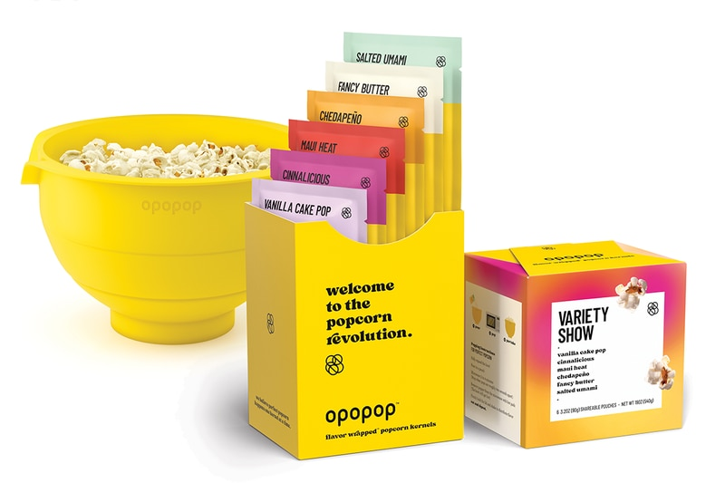 Taste test: Find out what we thought about this new 'flavor wrapped' popcorn | AJC