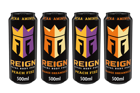 Two new fruit flavours for CCEP energy drink Reign   News   The Grocer