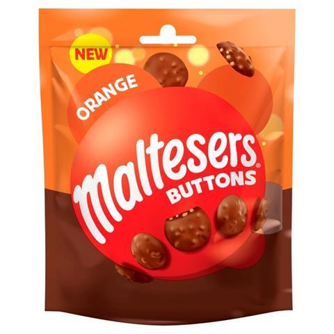 Mars Wrigley UK reveals Maltesers Orange Buttons | Convenience Store