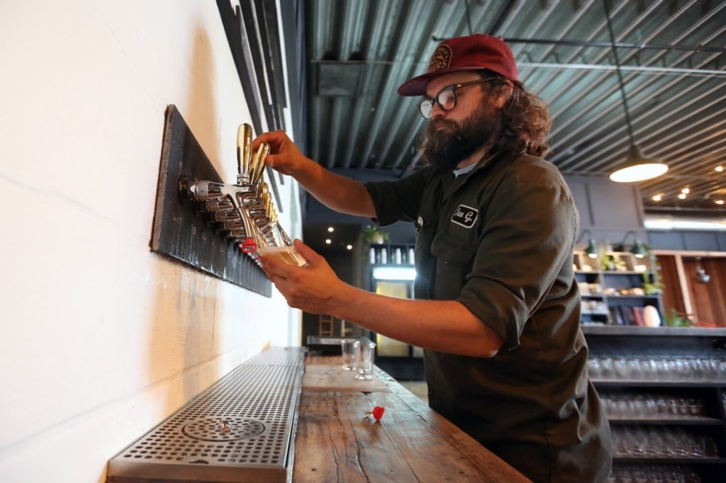 Fans of hard seltzer are finding lots to love in new flavors flowing from Maine's craft breweries | Portland Press Herald