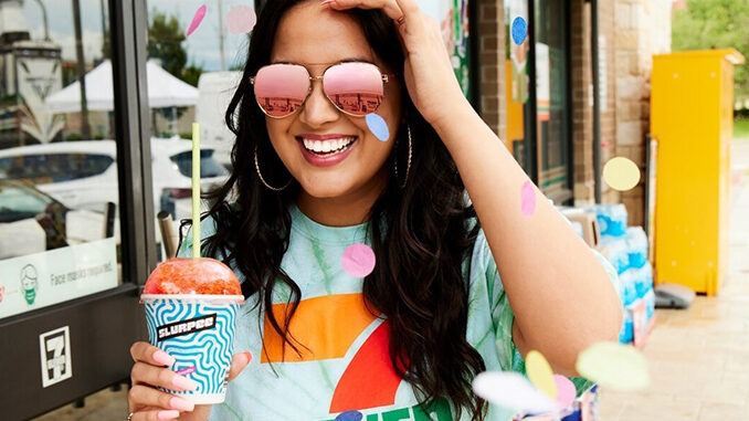 7-Eleven Adds 3 New Fruity Slurpee Flavors For Summer 2021 | Chew Boom