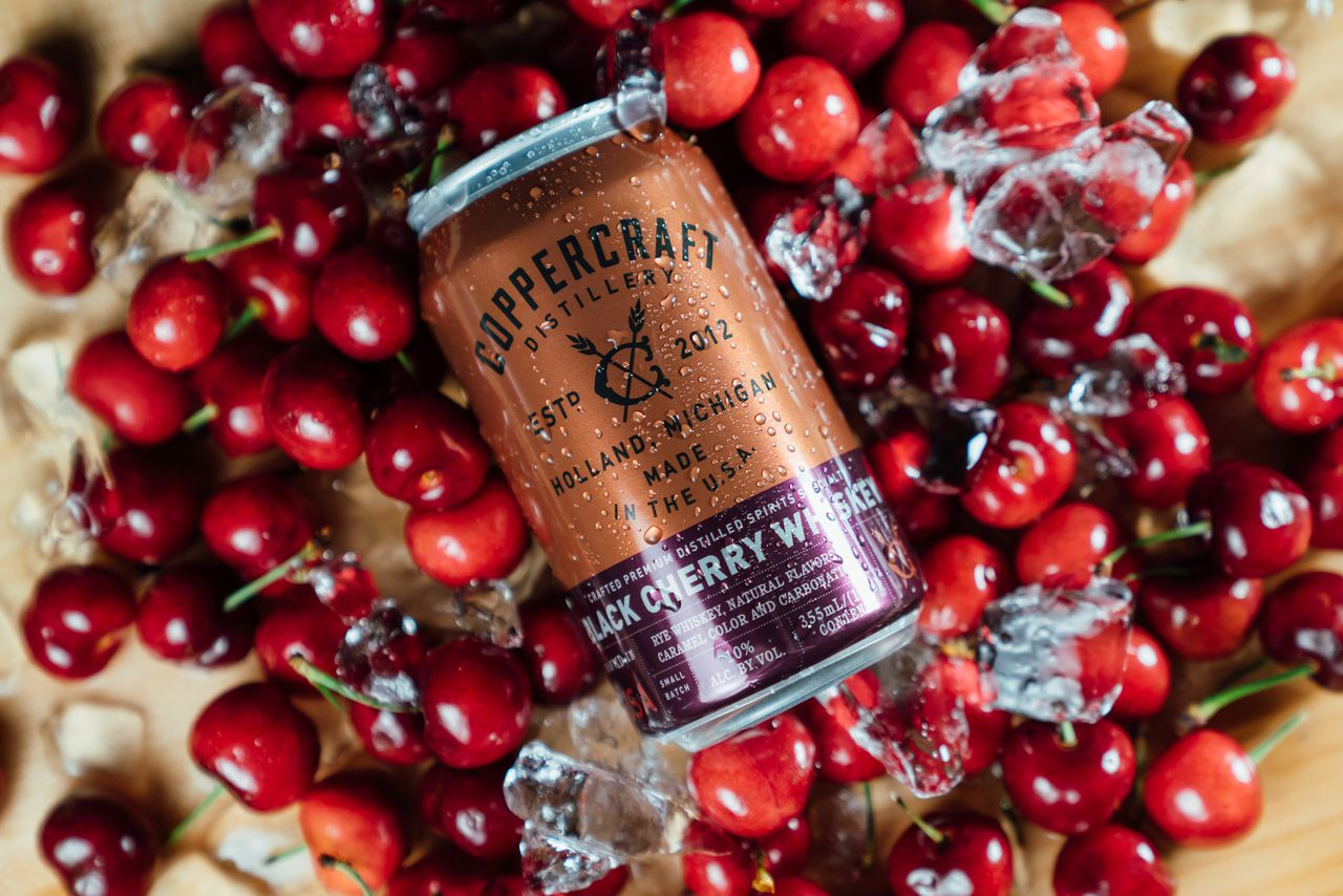 Michigan's Coppercraft Distillery releases 4 new flavors of canned cocktails | MLive