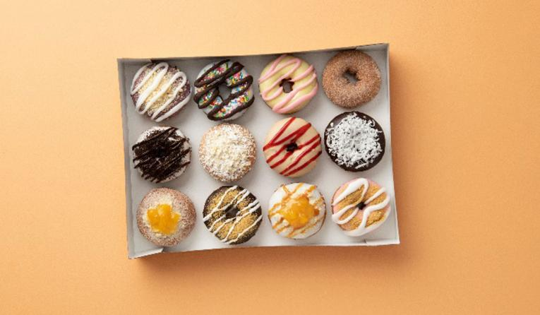 Duck Donuts Unleashes Peach Flavors for Summer | QSR magazine