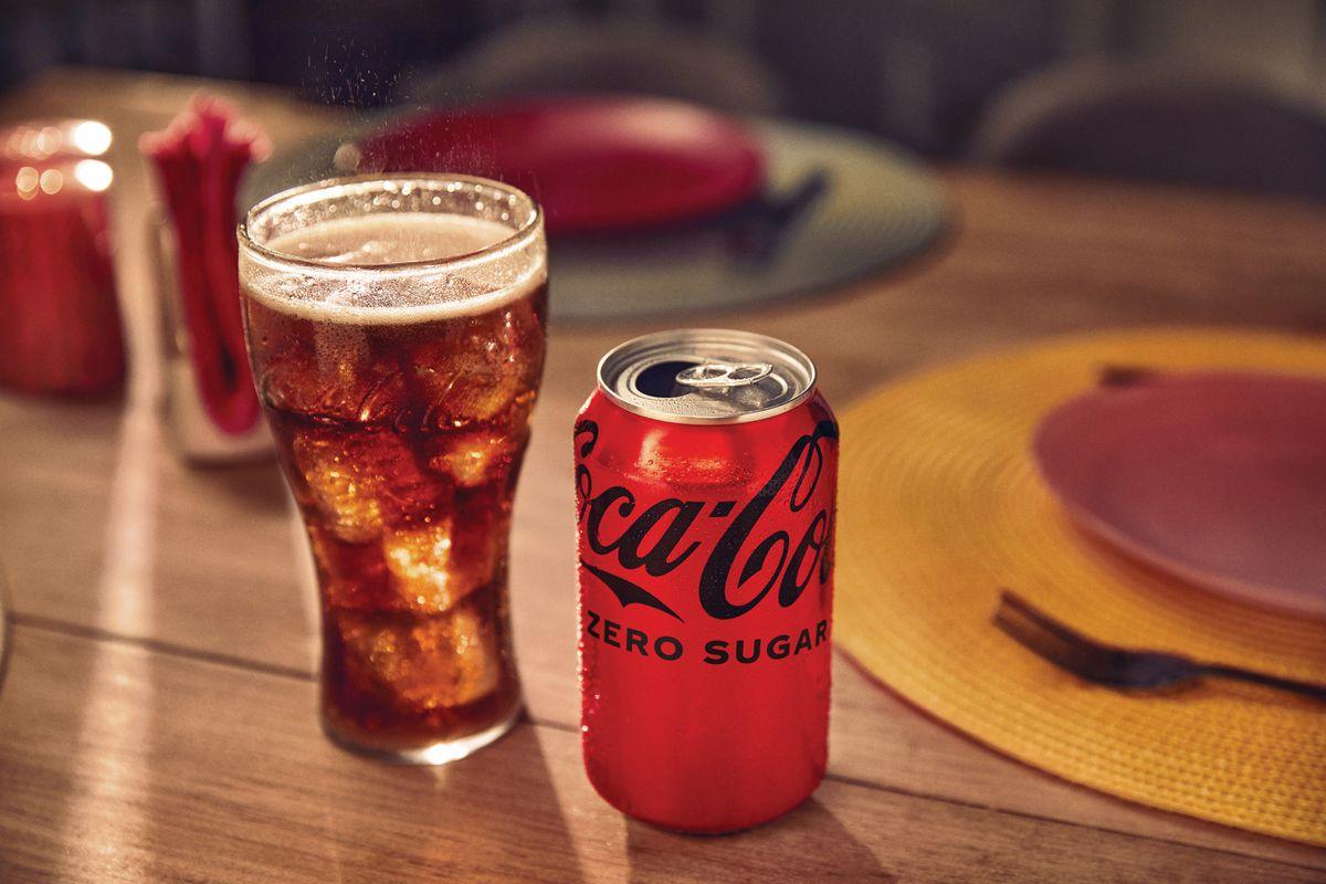Coca-Cola Zero Sugar is rebranded with new taste, design | NY Daily News