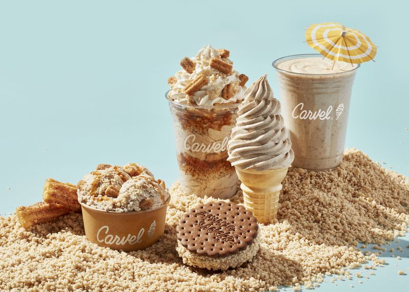 Carvel adds churros to ice cream menu for limited time only | New York Daily News