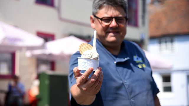 Turkish delight and blood orange among flavours on offer at new ice cream parlour | East Anglian Daily Times