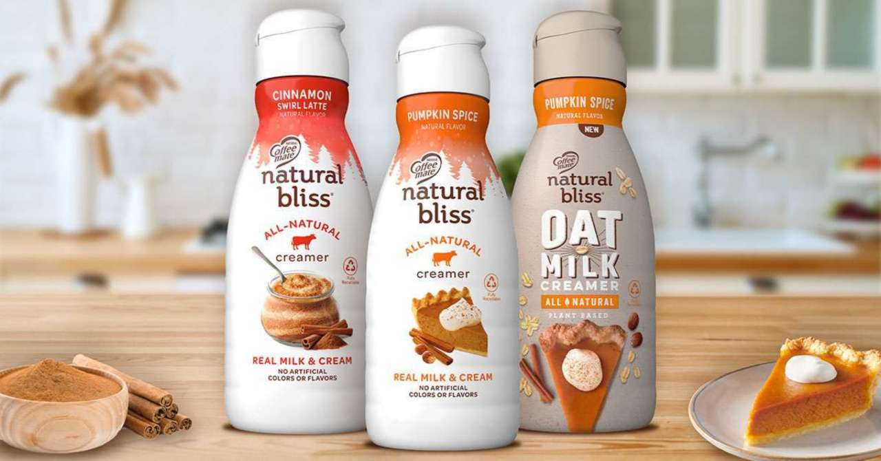 Coffee Mate Bringing Back Pumpkin Spice Creamer, Launching 2 New Flavors Next Month   Comicbook