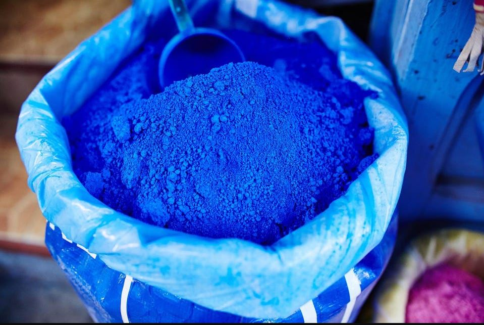 Why Food Scientists Are Excited About A Natural Blue Food Dye   Forbes