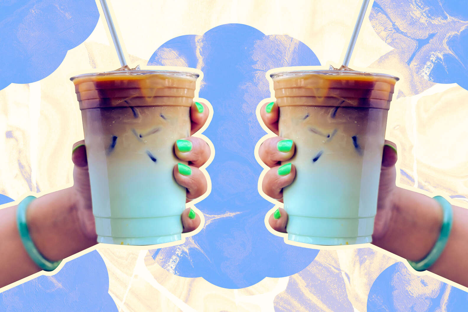 Pandan Latte Recipe: Why the Southeast Asian Flavor Is Popular in Coffee | Thrillist