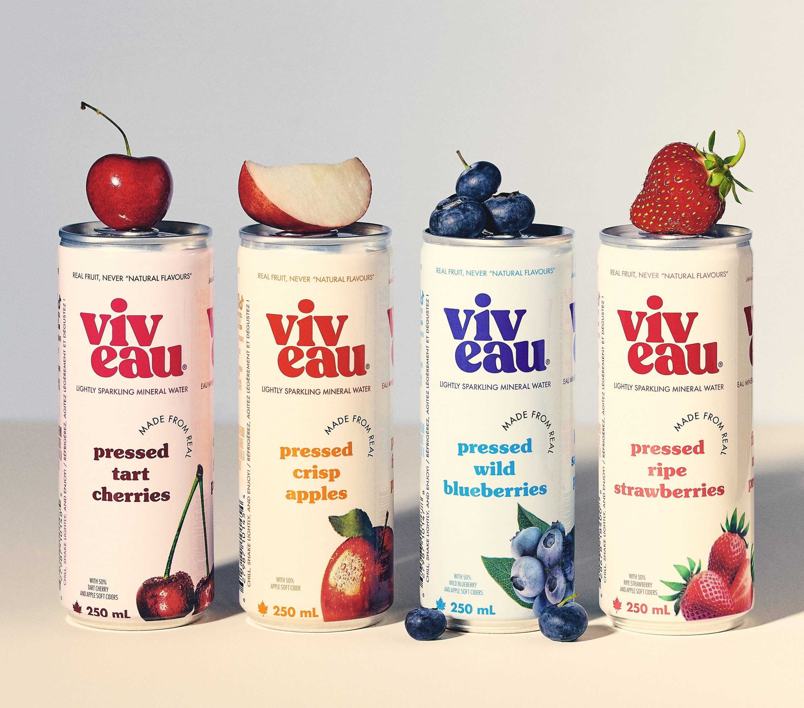 Viveau unveils new flavour and new packaging | SaltWire