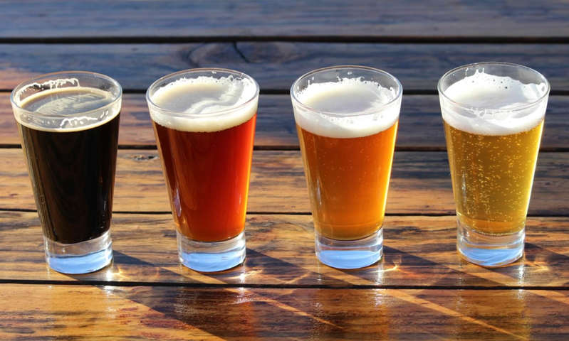Analysis of 467 beers reveals tens of thousands of unique molecules | MSN