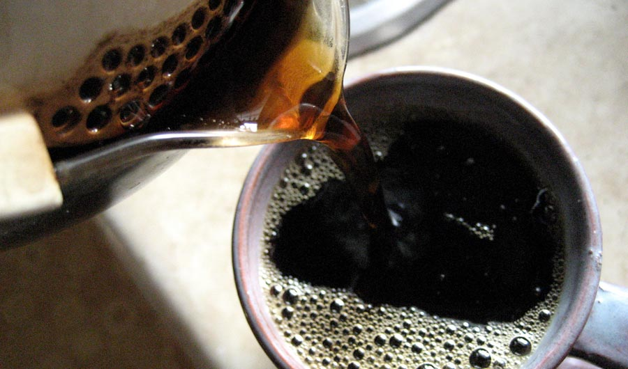 Coffee's Rich Taste and Texture Are Shaped by These Important Molecules   Inside Science