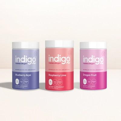 Indigo Marine Collagen Launches New Flavors and Travel Size   PR Newswire