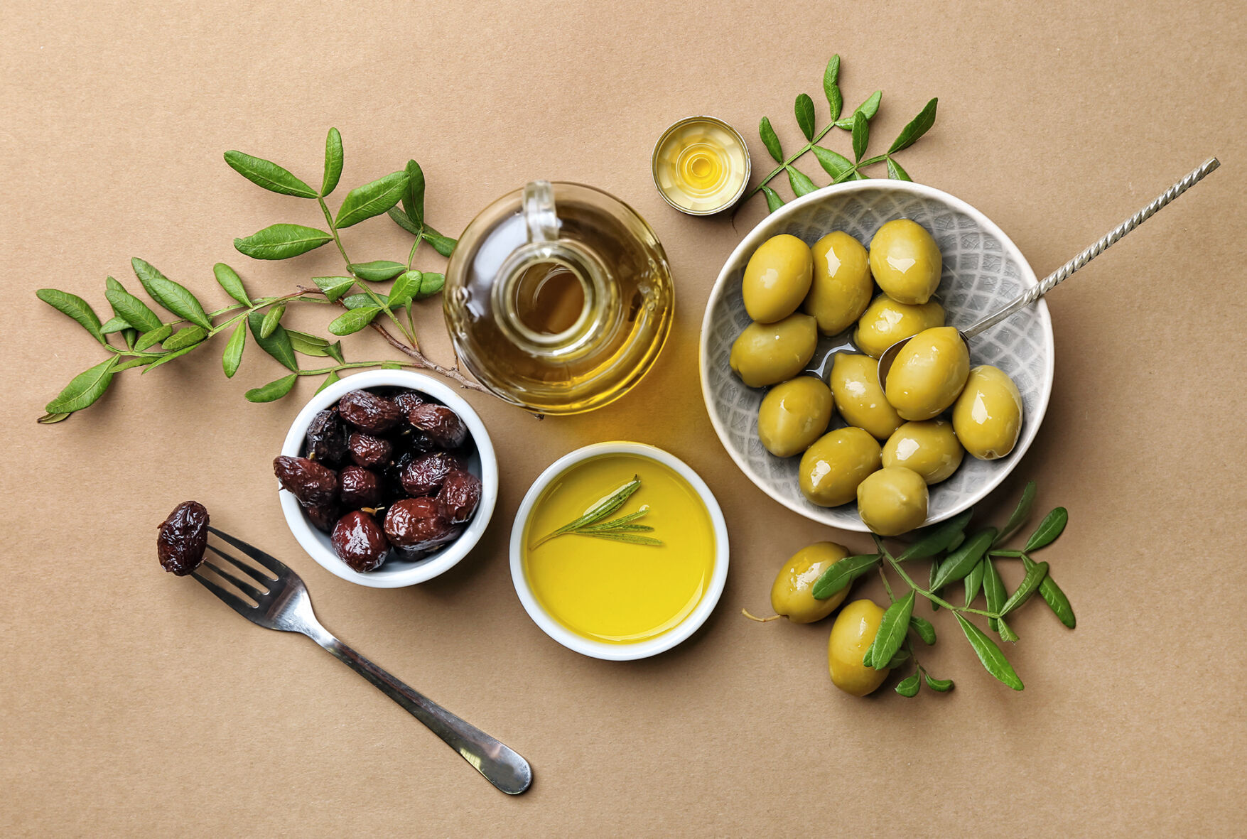 Olive Oil 101: Types, flavors and maintenance  Quad-City Times