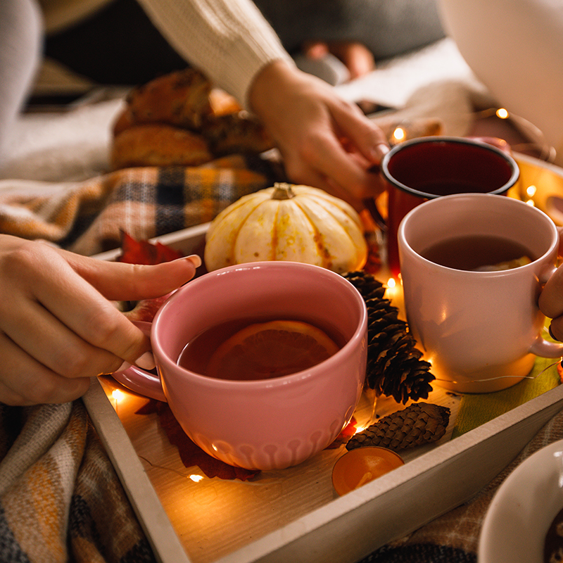 """TikTok and Insta-inspired hot beverage trends give rise to cozy, """"feel-good"""" fall flavors 