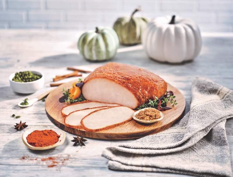 Pumpkin spice glazed turkey? Honey Baked Ham Company releases new fall flavor   Click 2 Houston