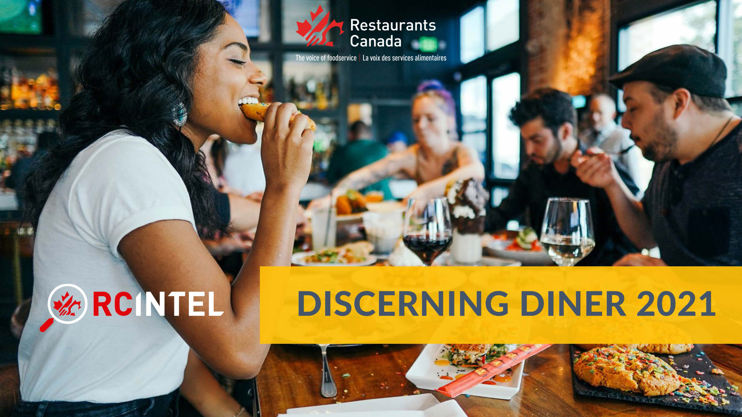 Canadians show appetite for in-person dining; Restaurants Canada reveals post-pandemic dining trends   Restaurants Canada
