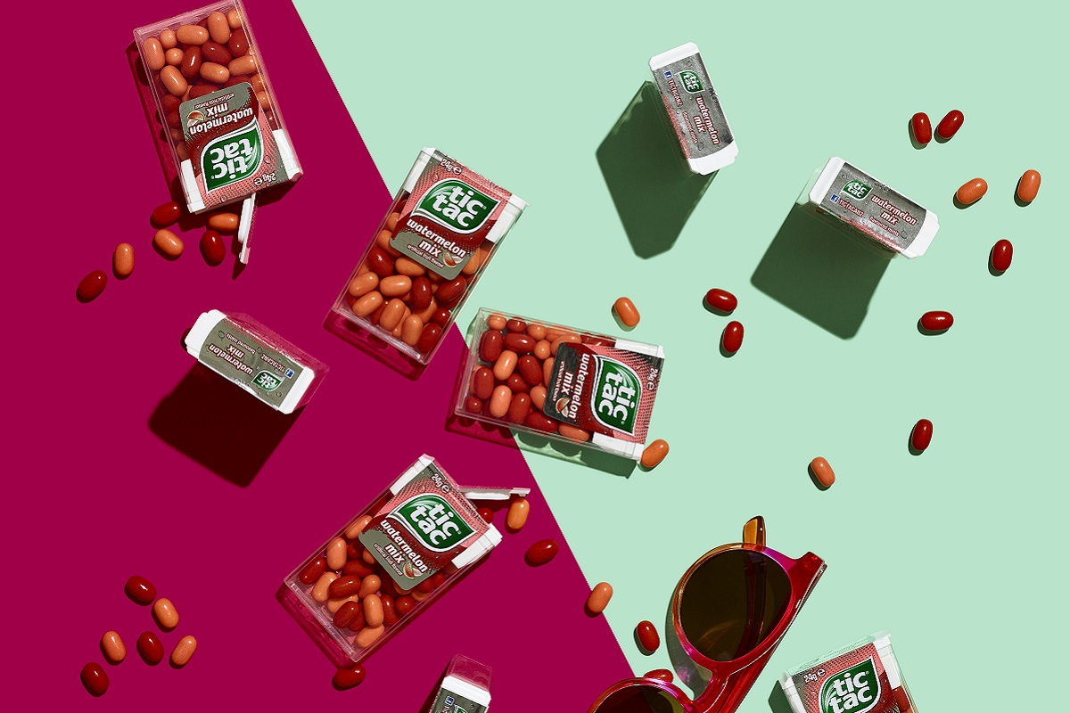 Refresh your tastebuds with new Tic Tac Watermelon Mix   Convenience & Impulse Retailing