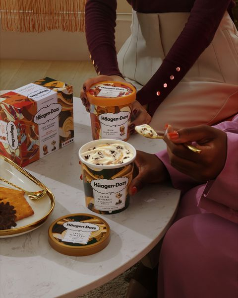 Häagen-Dazs Ice Cream Has Launched Two New Flavours For Winter | Delish