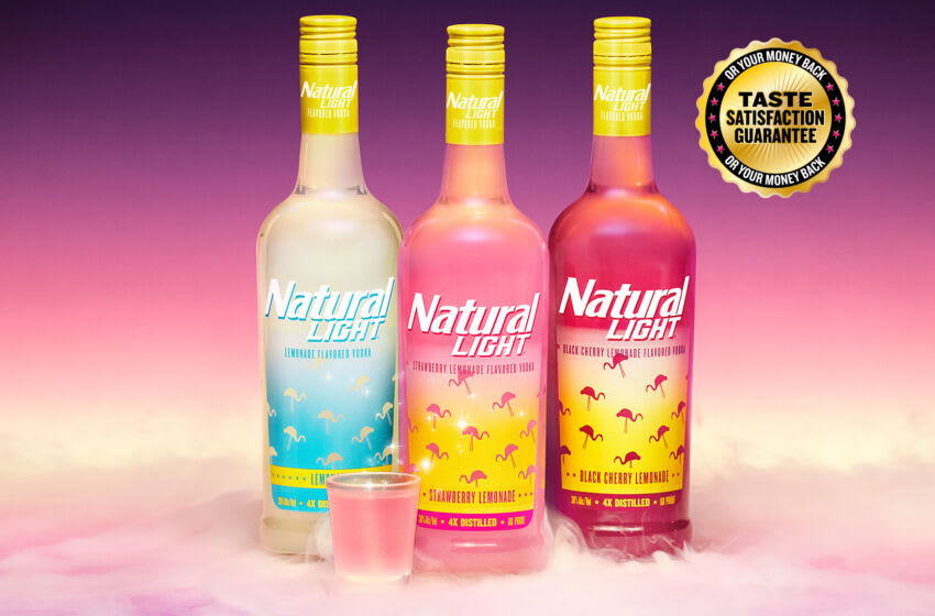 Natty Vodka is a refreshing example of people-first product innovation   Foodsided