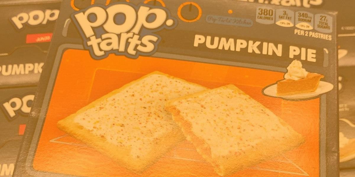 Pop-Tarts Has a Pumpkin Pie Flavor That Will Remind You of Thanksgiving Dessert | MSN