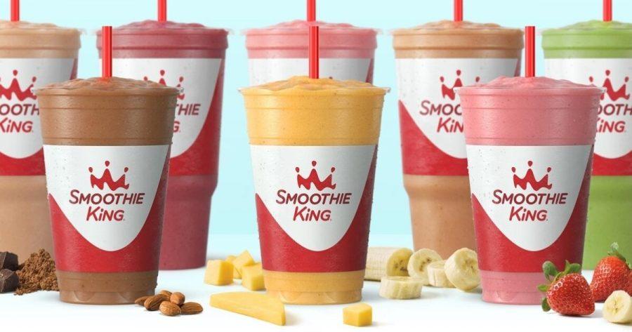 Smoothie King unveils new summer flavors and ingredients   The Vanderbilt Hustler